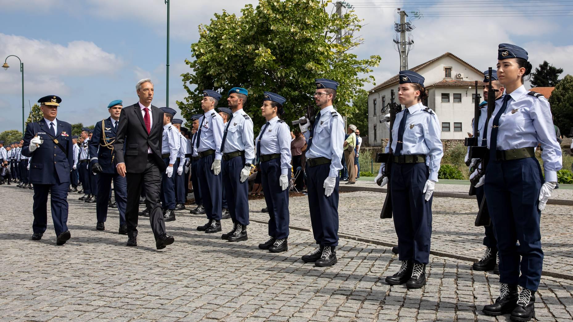 Ministro da Defesa preside Cerimónia Militar