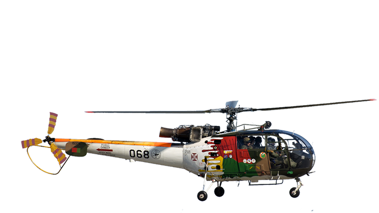 Sudaviation - SE 3160 Alouette III
