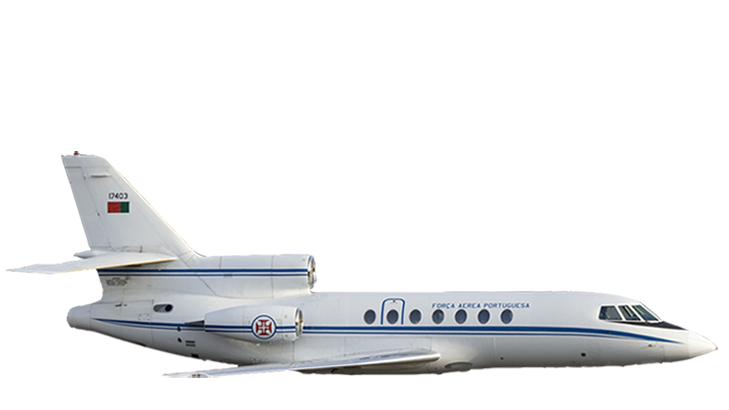 Marcel-Dassault Falcon 50