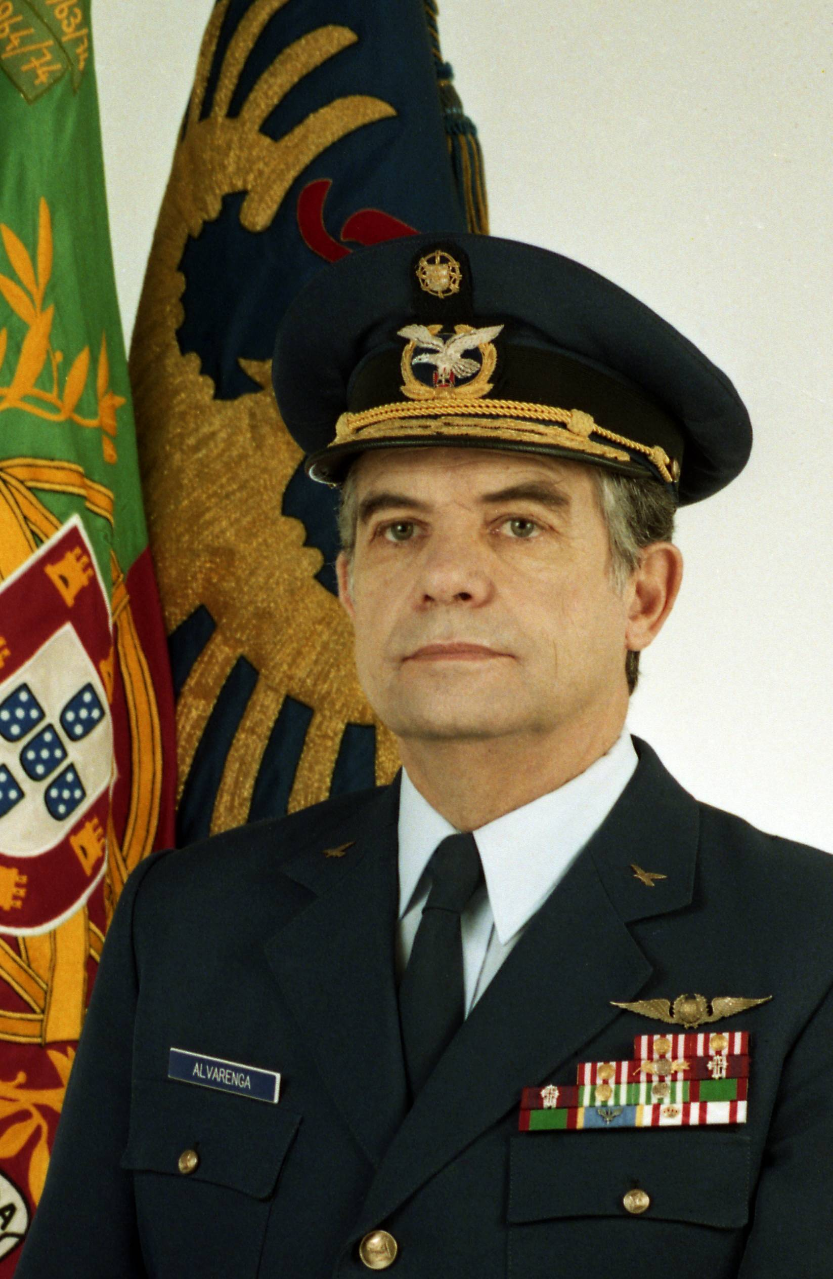 Foto de General Manuel José Alvarenga de Sousa Santos