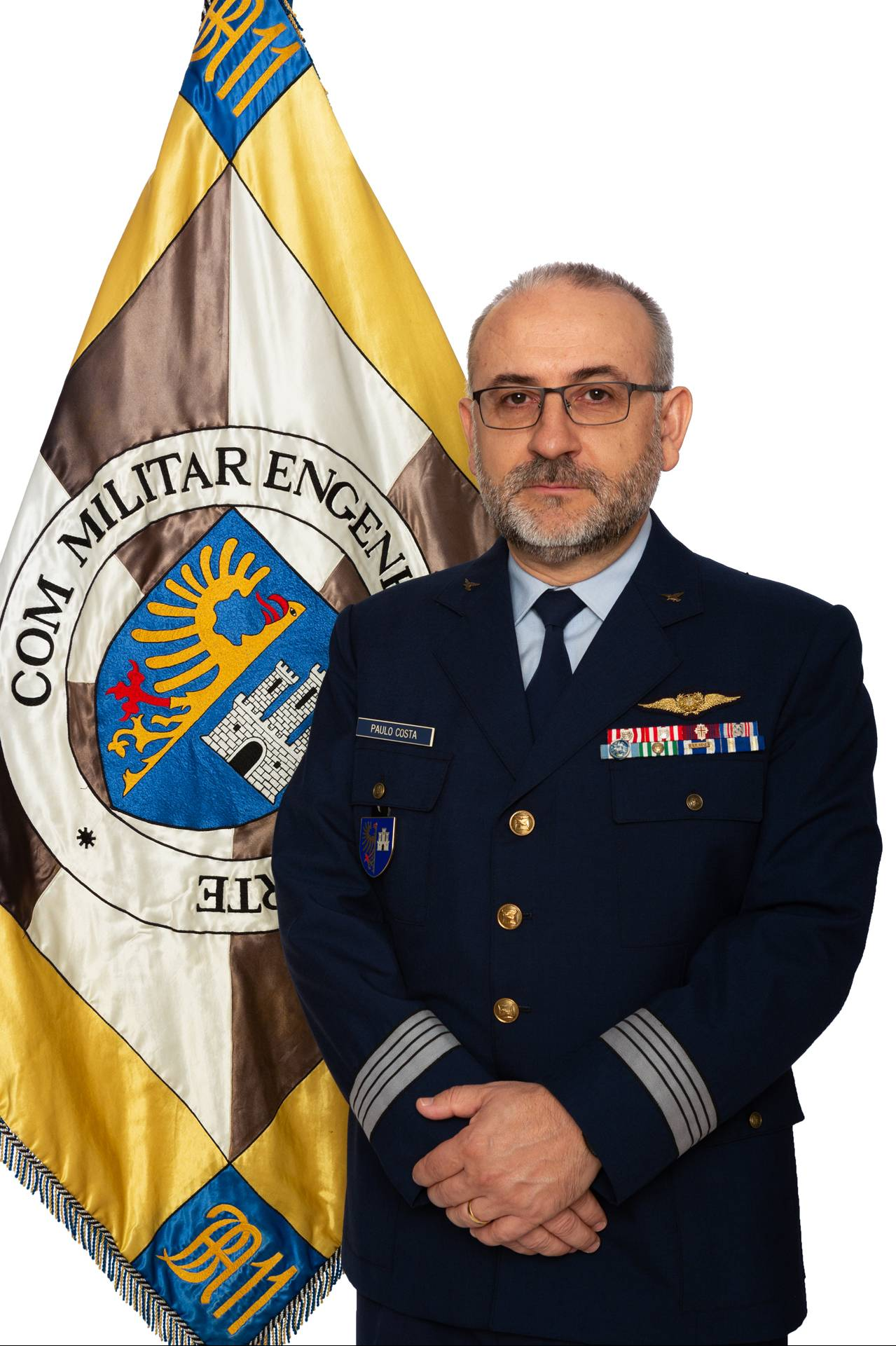 Foto de Coronel Paulo Américo Oliveira da Costa