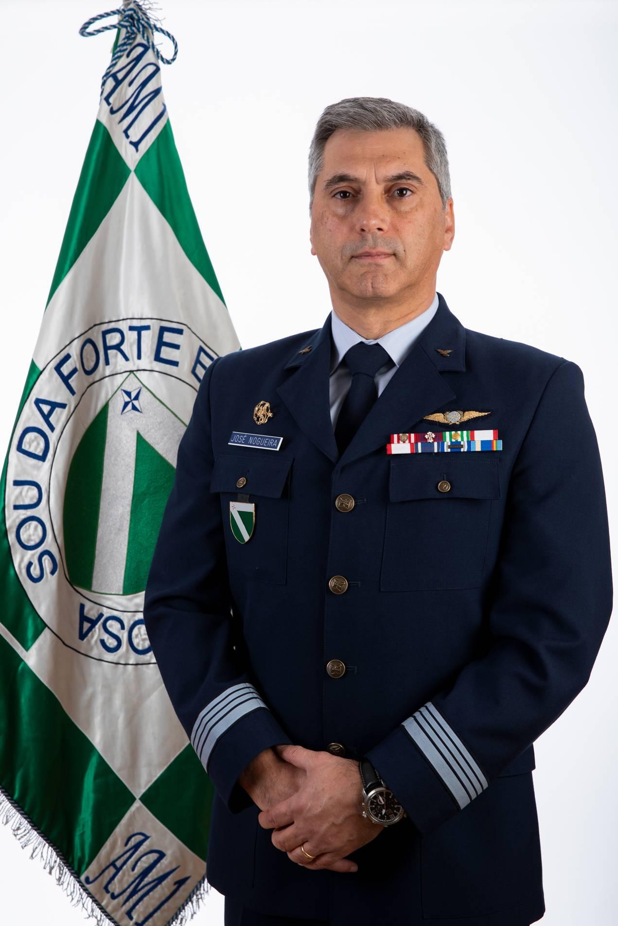 Foto de Coronel José Alberto da Silva Nogueira
