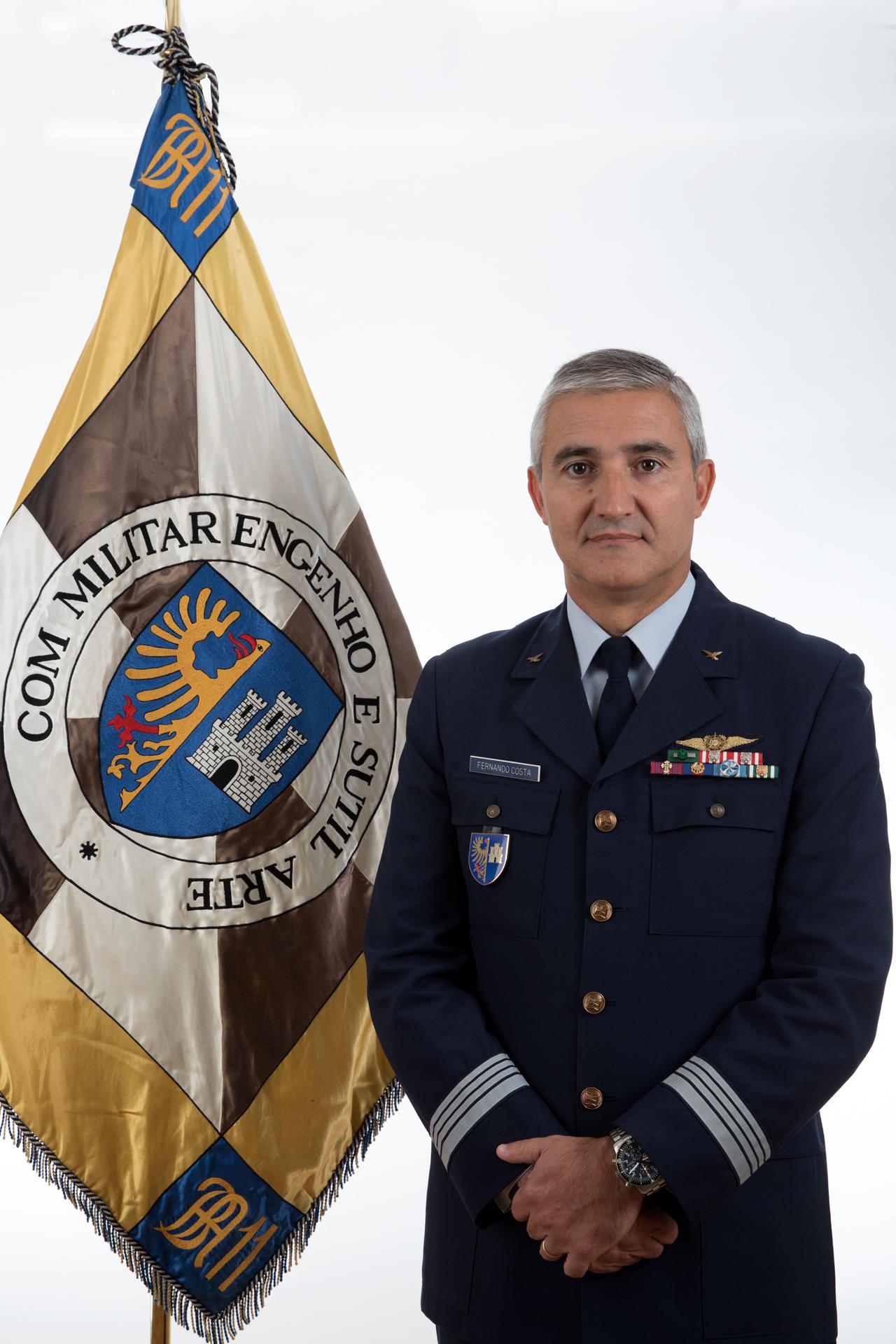 Foto de Coronel Fernando Manuel Lourenço da Costa