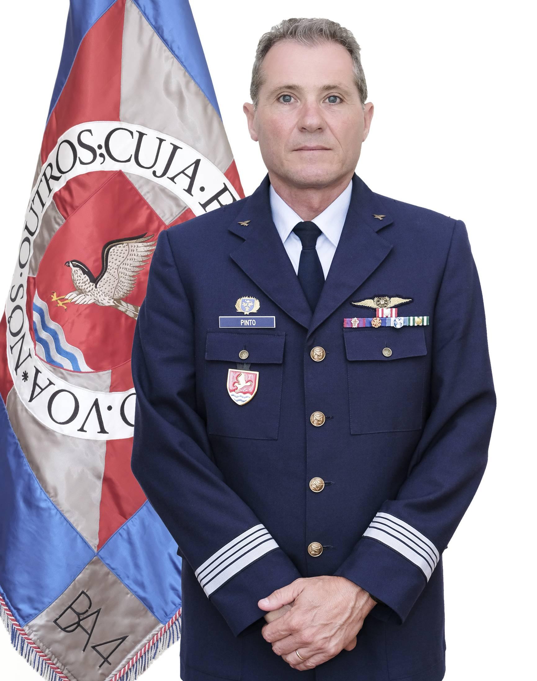Foto de Coronel António José Teixeira da Costa Pinto