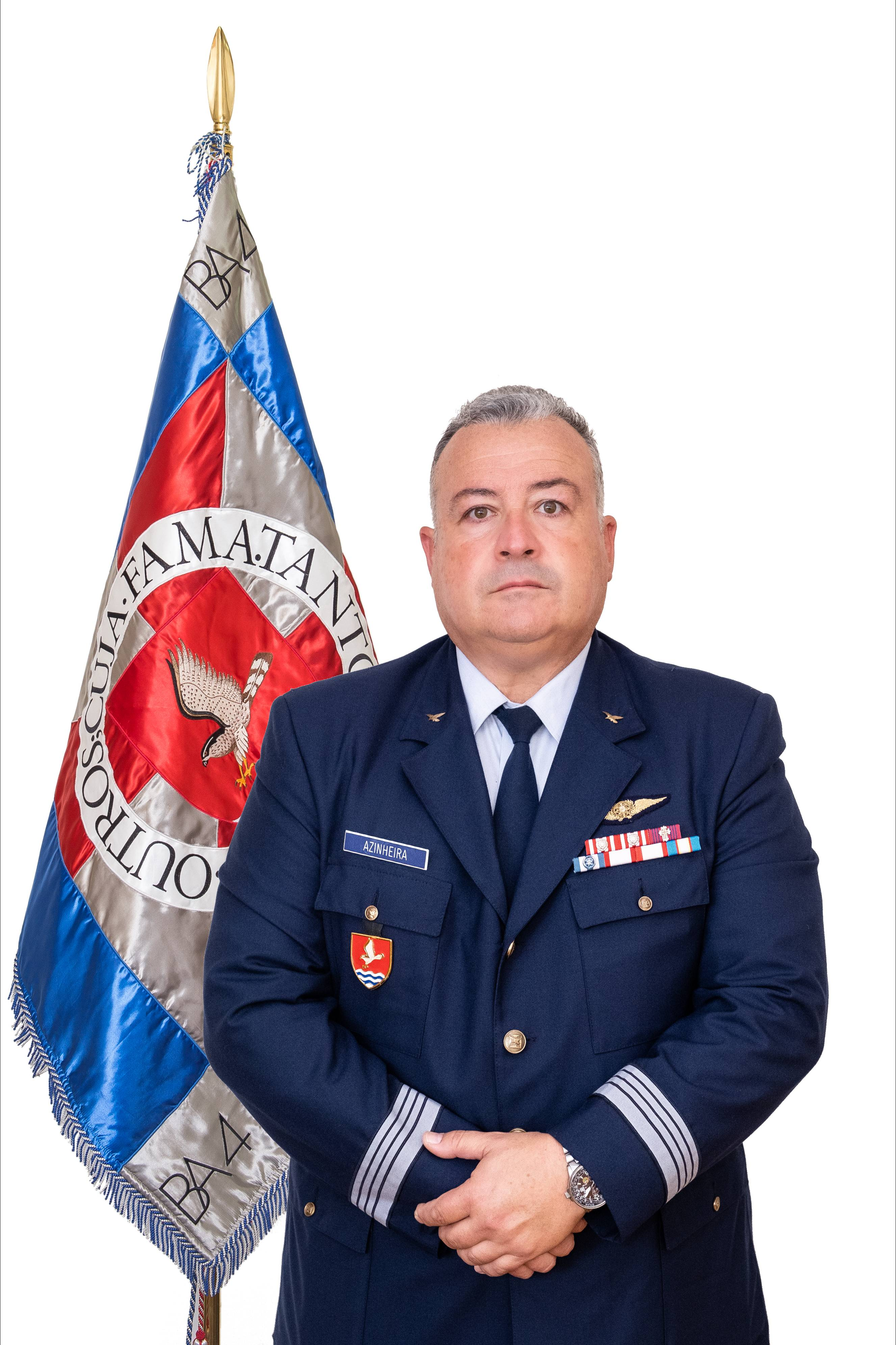 Foto de Coronel Filipe José Pereira Azinheira