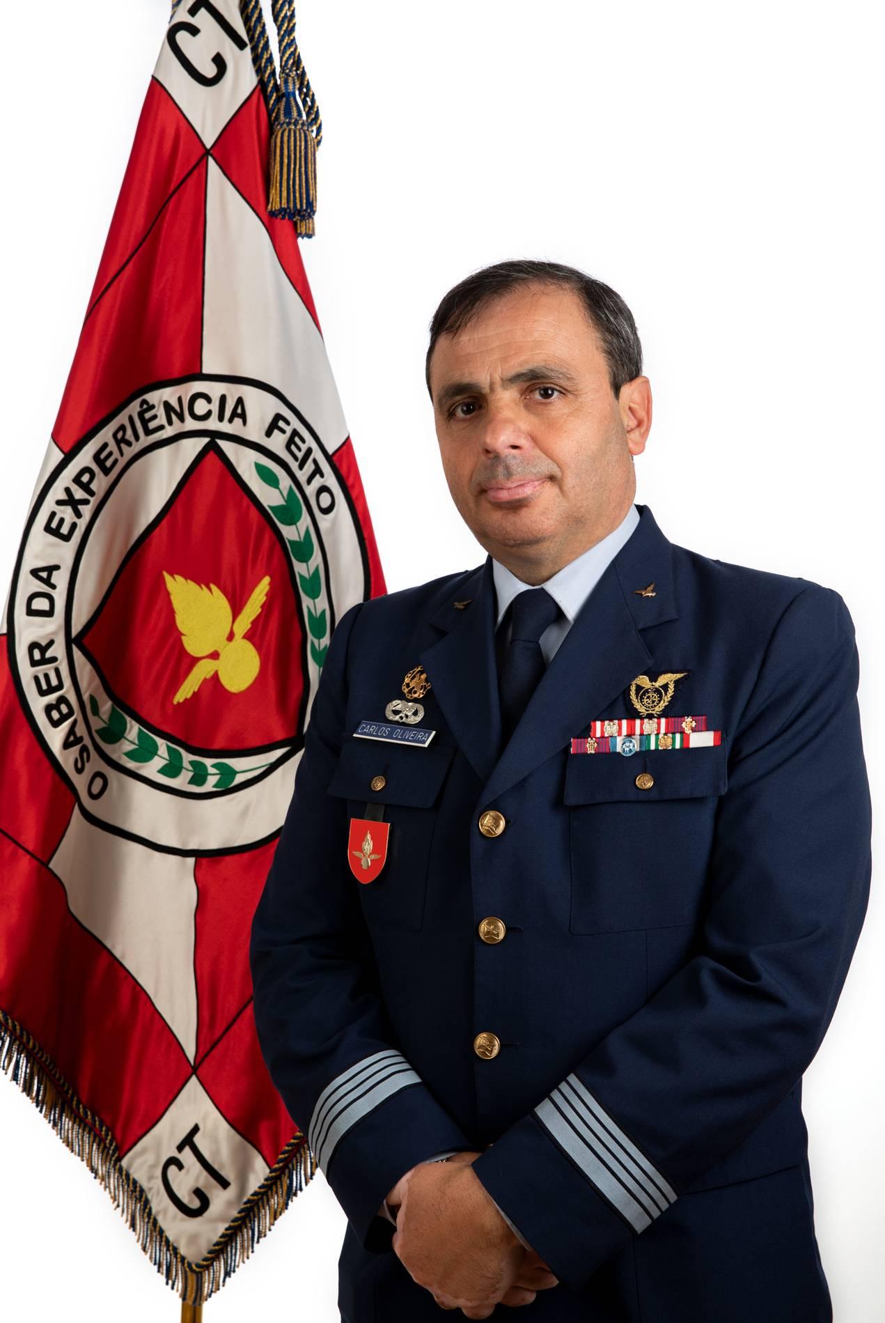 Foto de Coronel Carlos Alberto Monteiro de Oliveira
