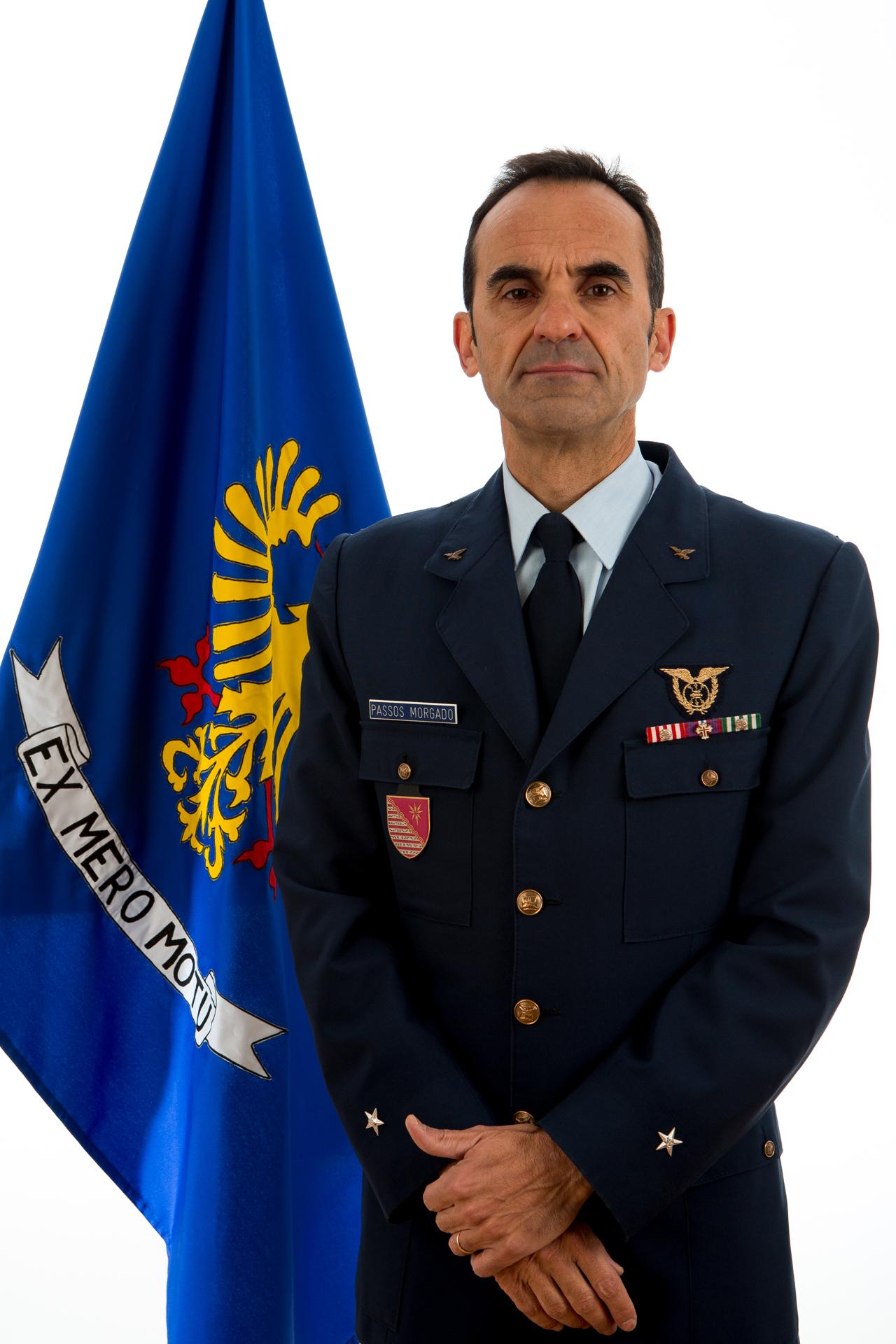 Foto de Brigadeiro-General José Augusto Nunes Vicente Passos Morgado