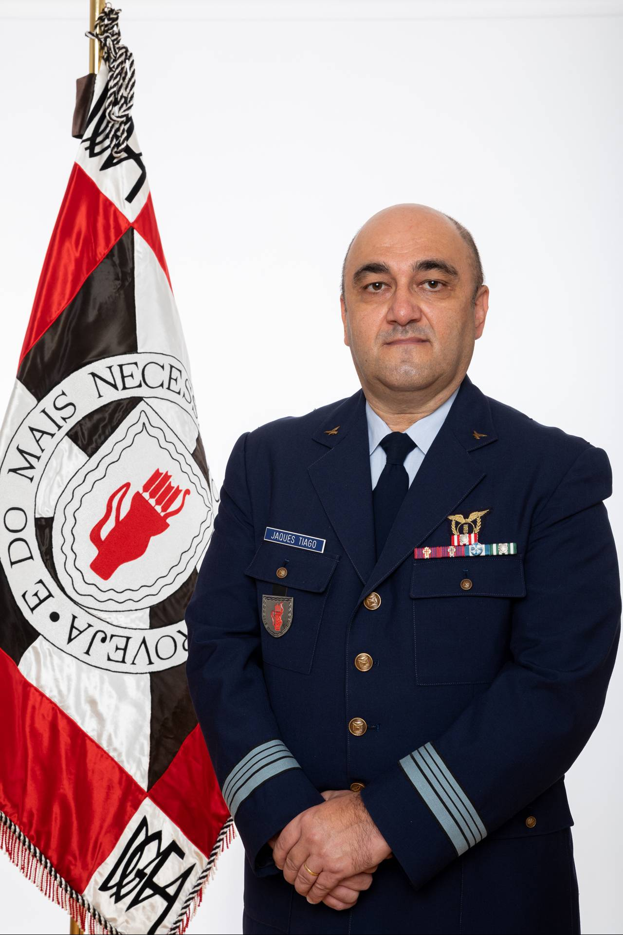 Foto de Coronel Jaques Manuel Lourenço Tiago