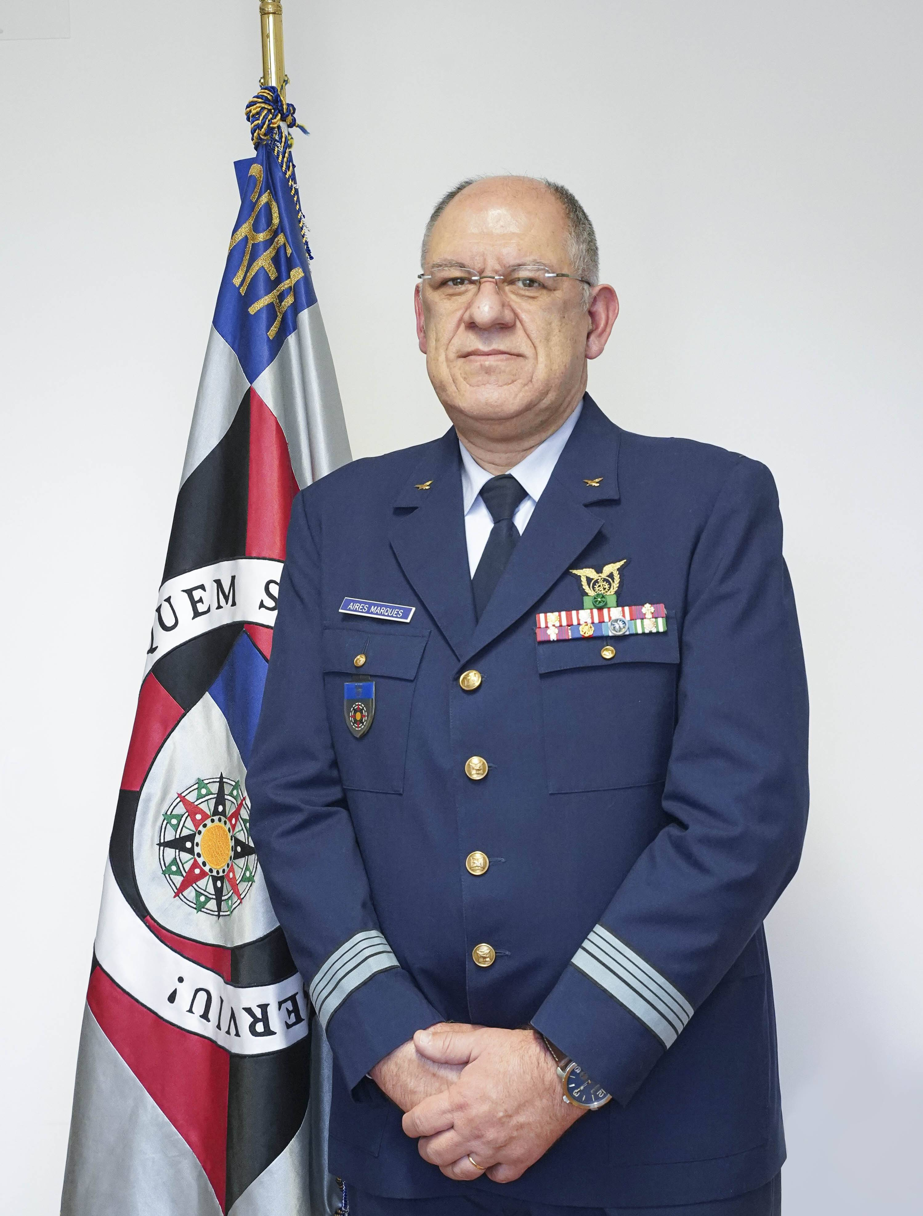 Foto de Coronel Aires Manuel Tavares Marques