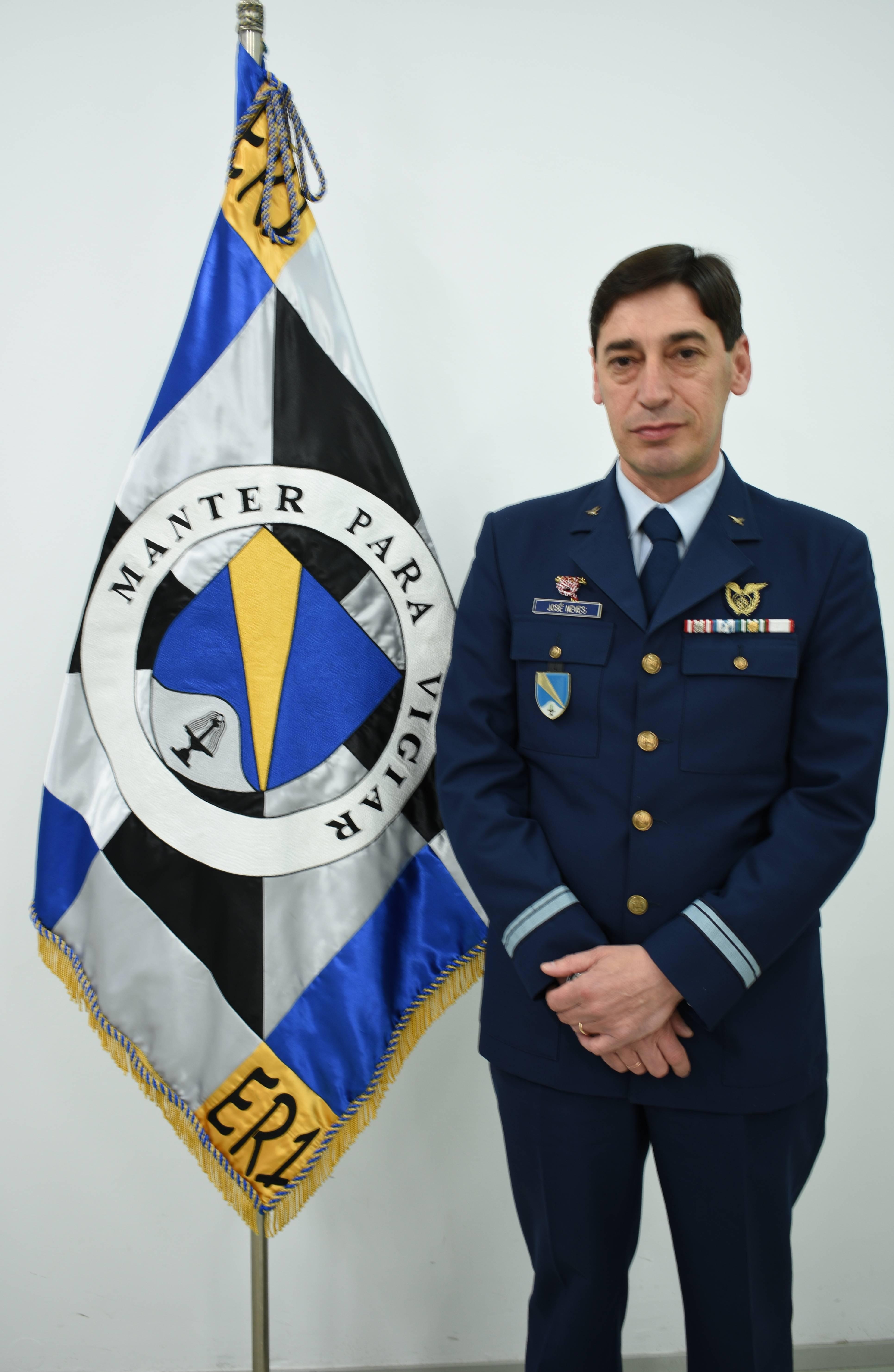 Foto de Major José Manuel Pires das Neves