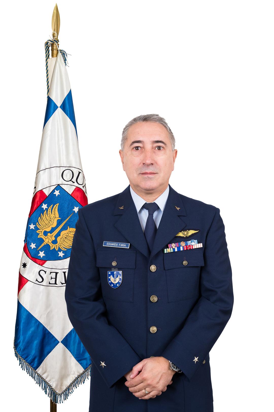 Foto de Brigadeiro-General Eduardo Jorge Pontes de Albuquerque Faria