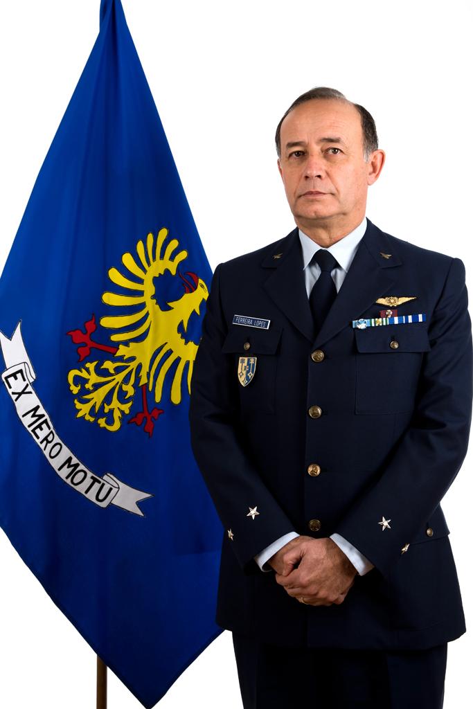 Foto de Major-General Henrique Ferreira Lopes