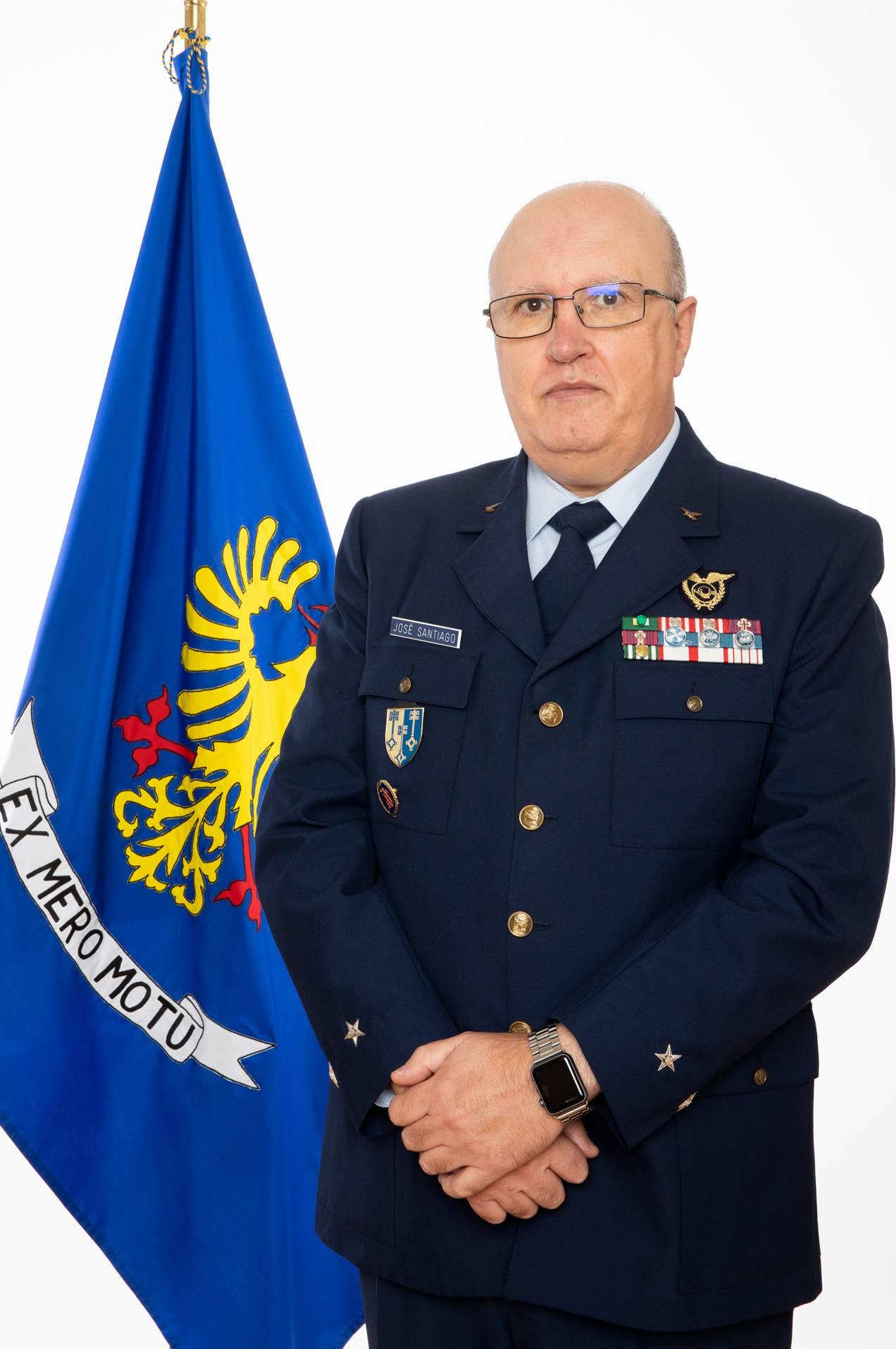 Foto de Major-General José Manuel Freitas Santiago