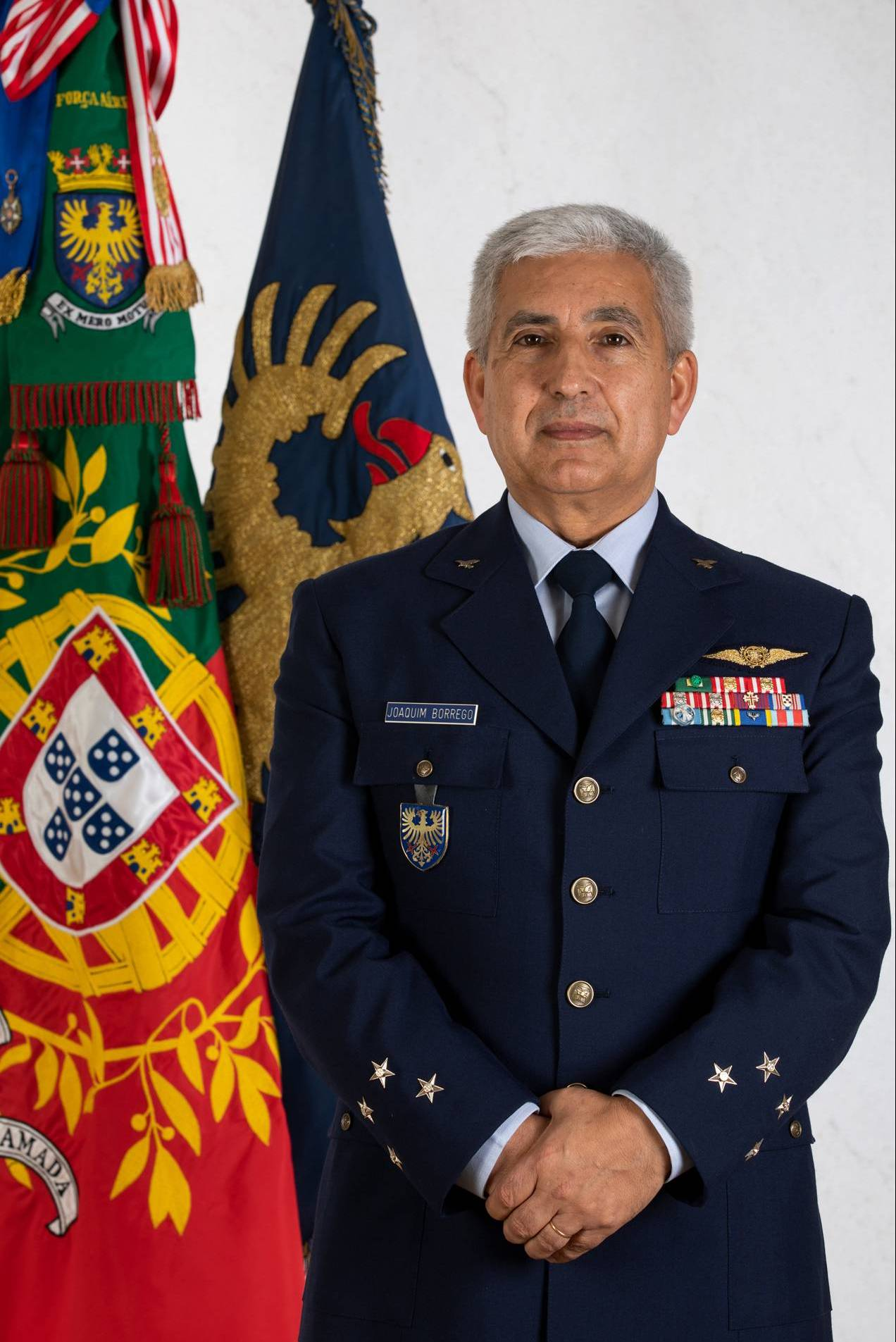 Foto de General Joaquim Manuel Nunes Borrego