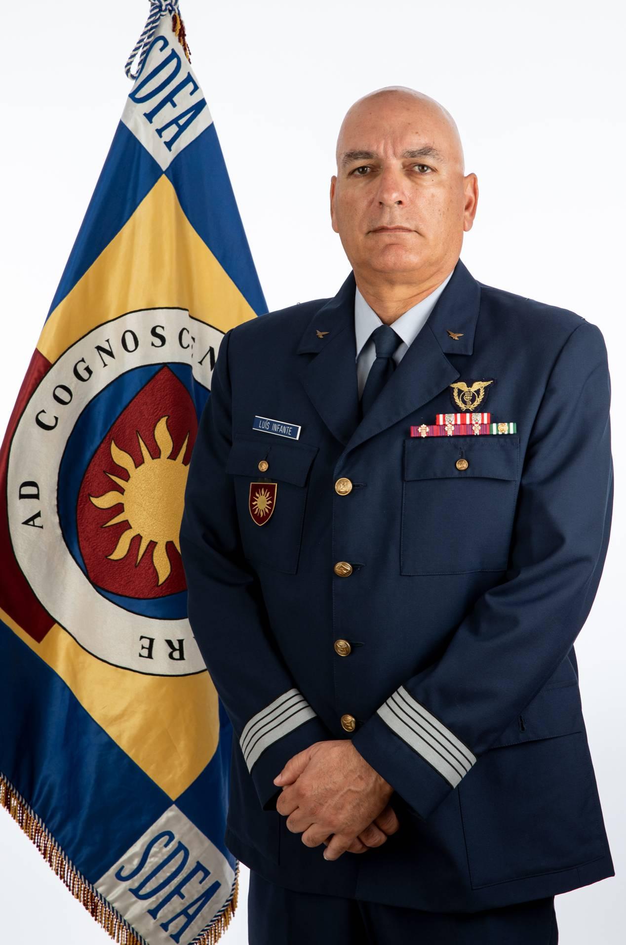 Foto de Coronel Luis Augusto Padinha Infante
