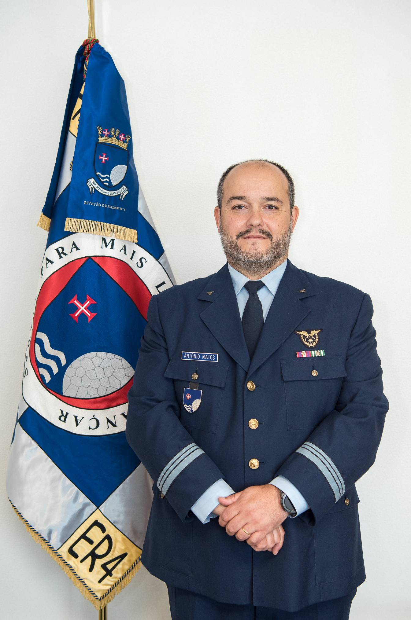 Foto de Tenente-Coronel António Pedro Amado de Matos
