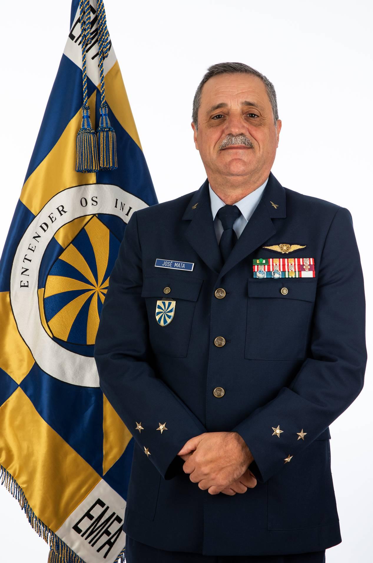 Foto de Tenente-General José Alberto Fangueiro da Mata