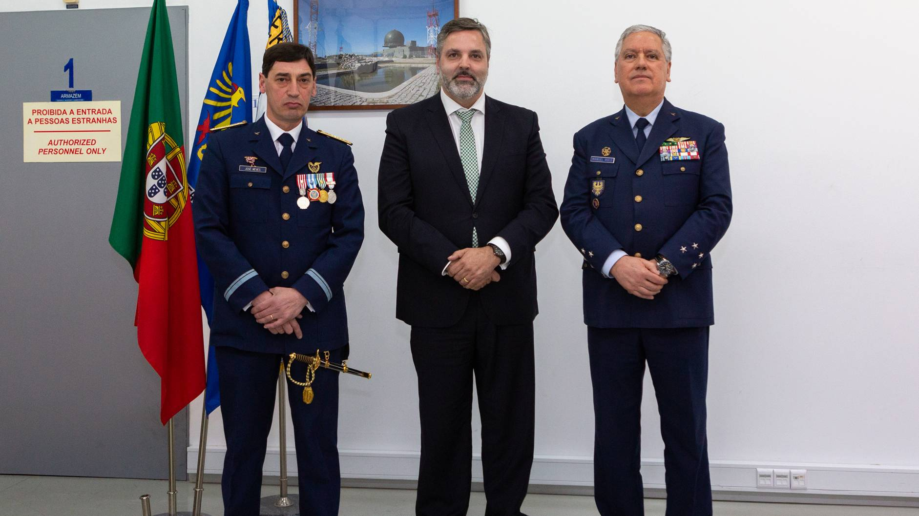 Major José Neves assume Comando da Estação de Radar N.º1